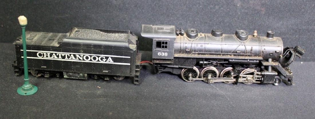 Tyco Train w/ Transformer - 6