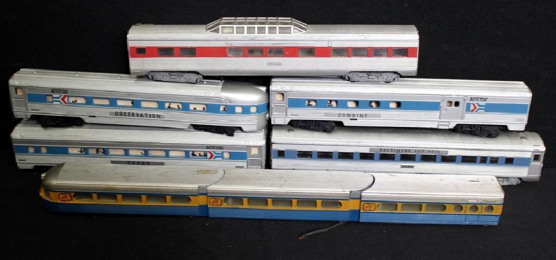 Vintage Train Lot - 6