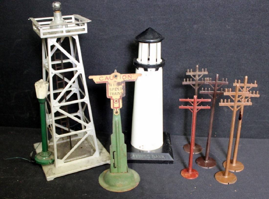 Vintage Train Accessories