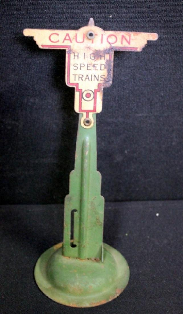 Vintage Train Accessories - 2