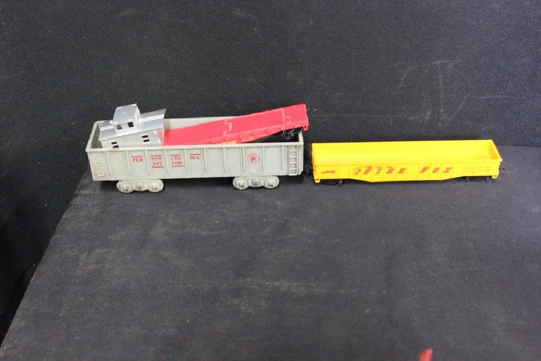 Vintage Lot of Assorted Trains - 2