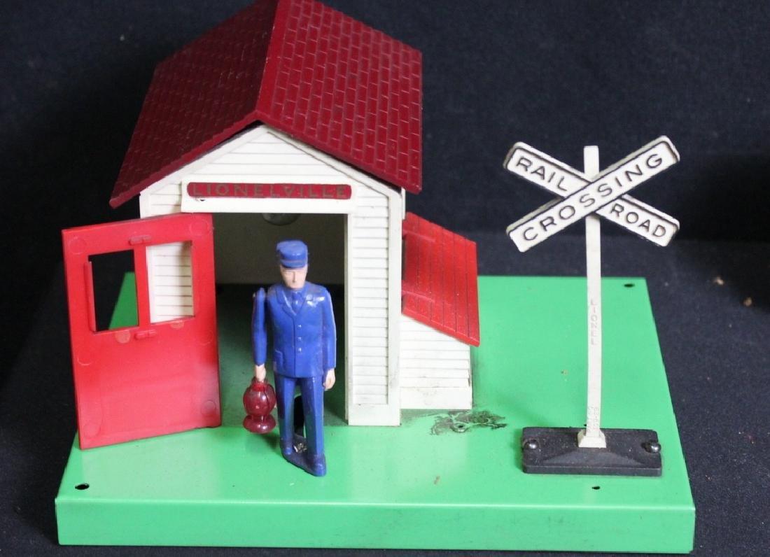 Lionel Train Auto Gateman No. 145 in Box