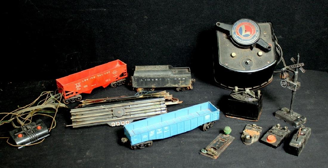 Vintage Lionel Train Items