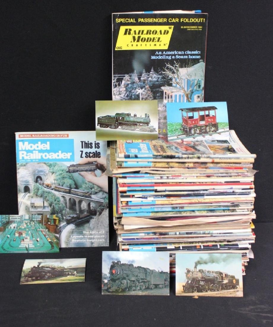 Train Magazines, Over 50
