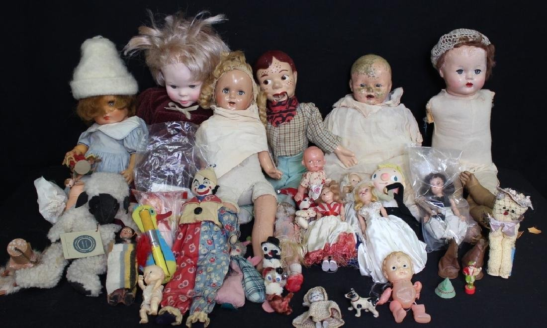 Vintage Dolls 1920's to 1960's