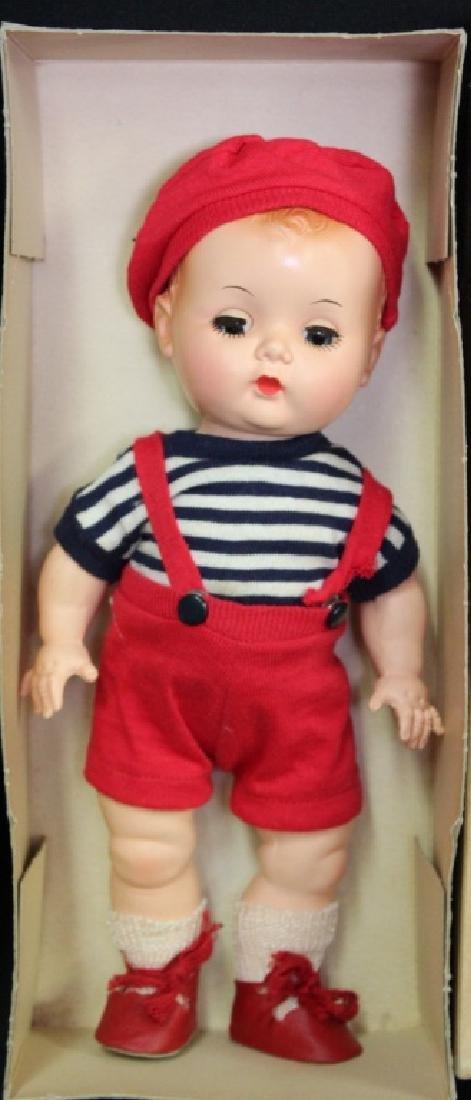 2 Vintage Hard Plastic Dolls in Org. Boxes - 3