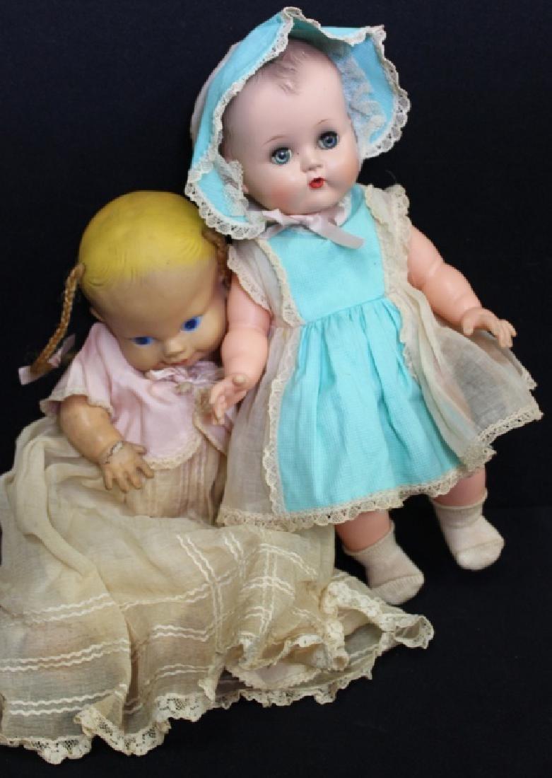 2 1950's Dolls