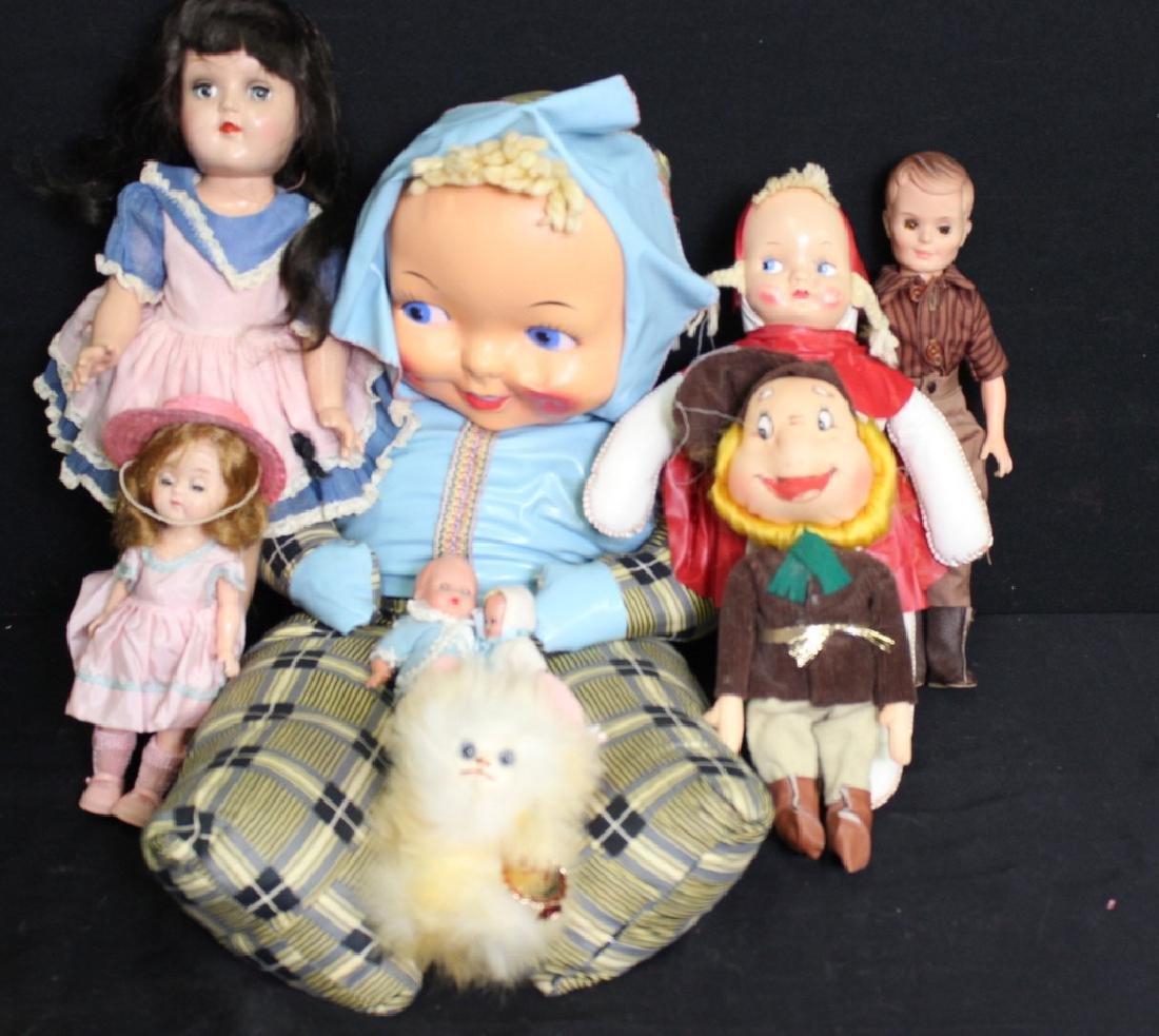 1950's Doll Lot