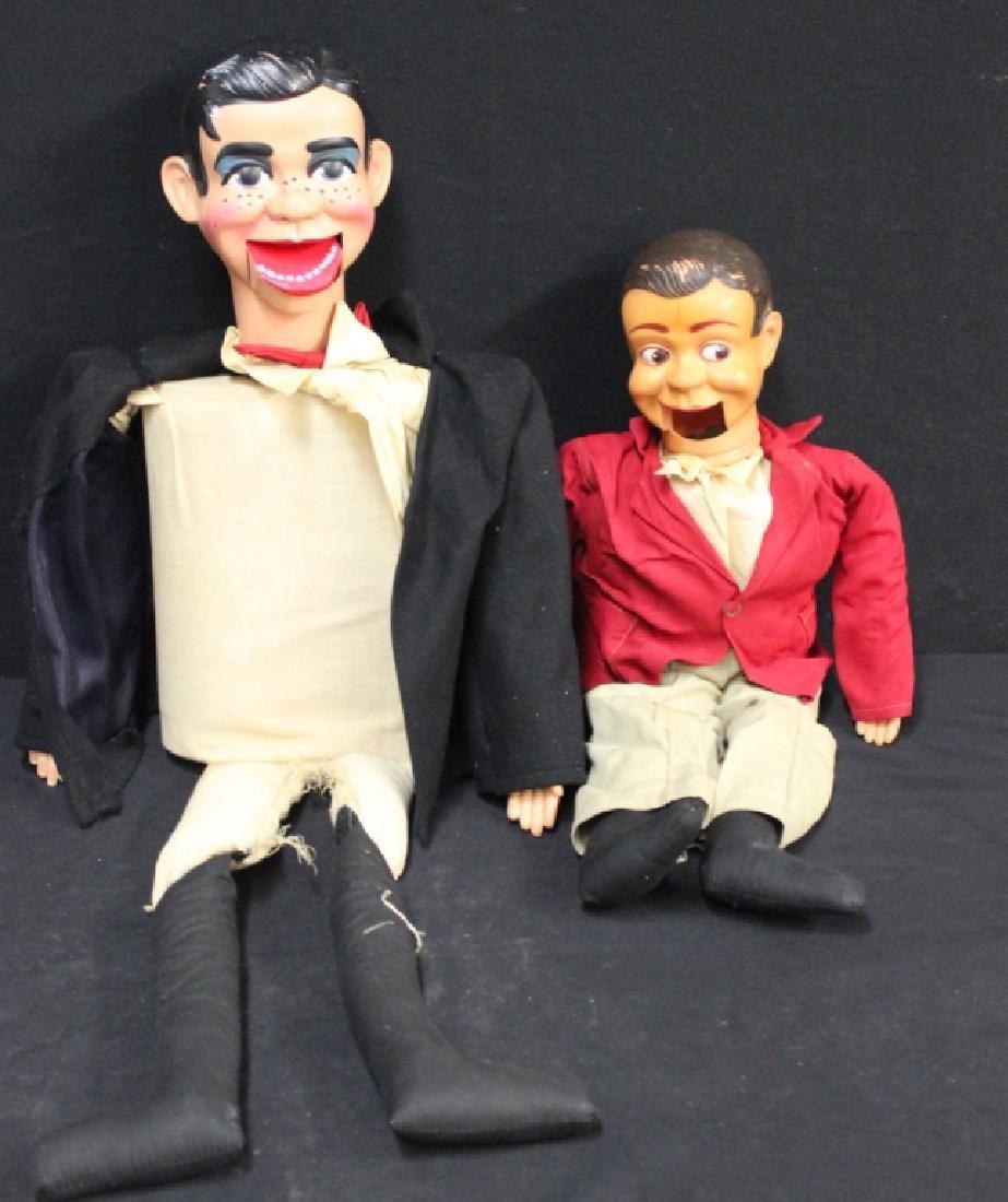 2 Ventriloquist Dummies