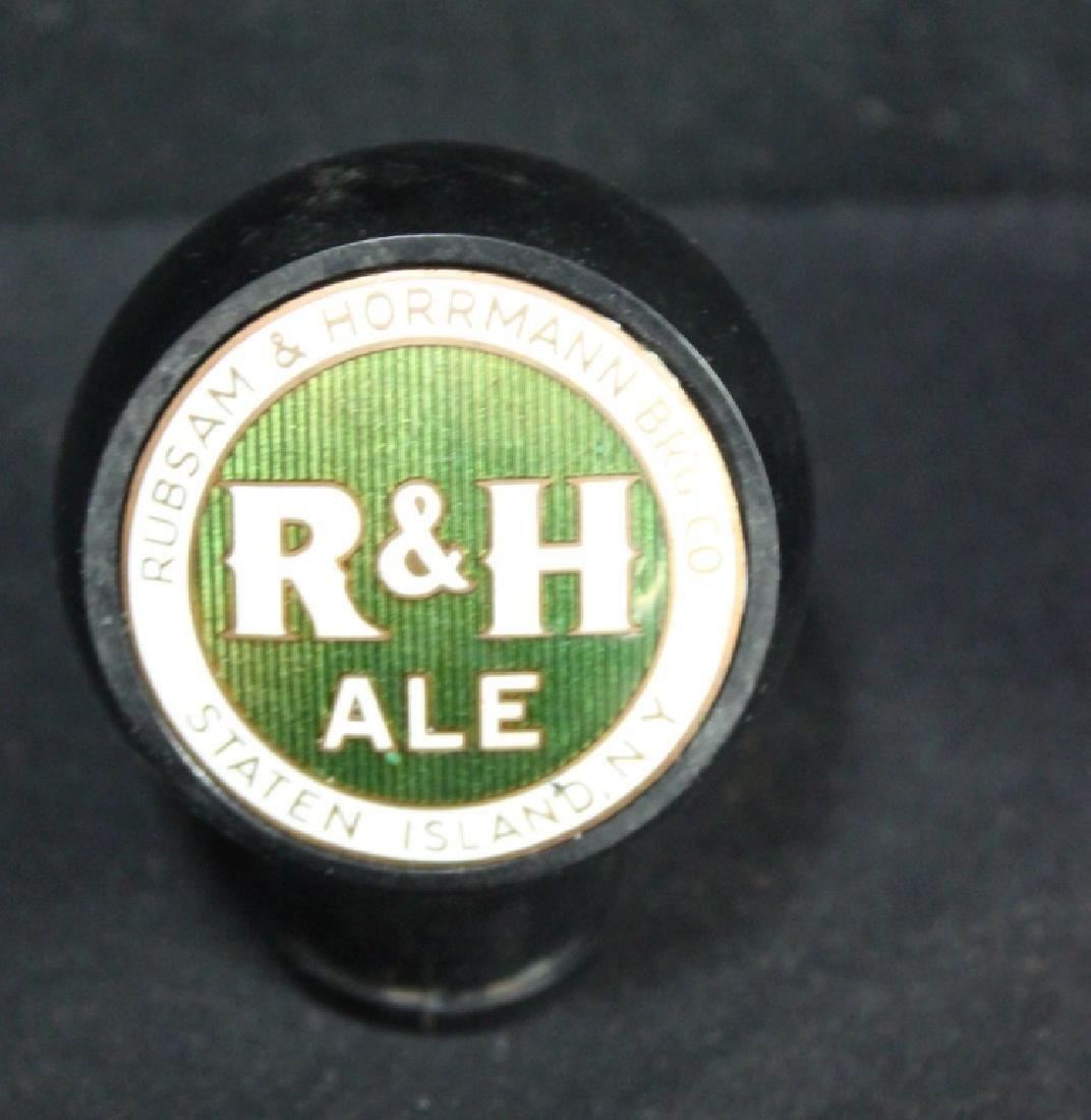 3 Vintage Beer Taps - 2