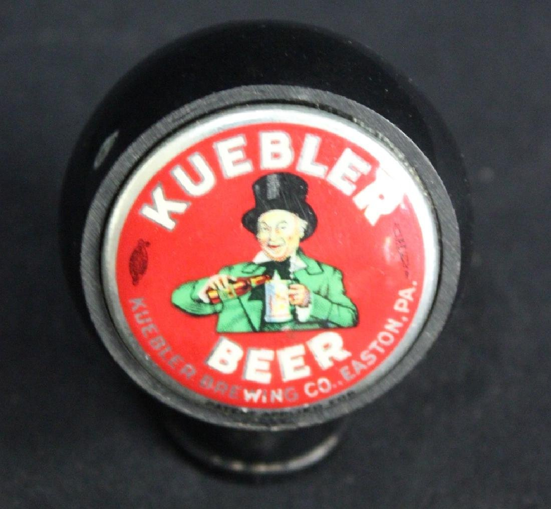 3 Vintage Beer Taps - 3