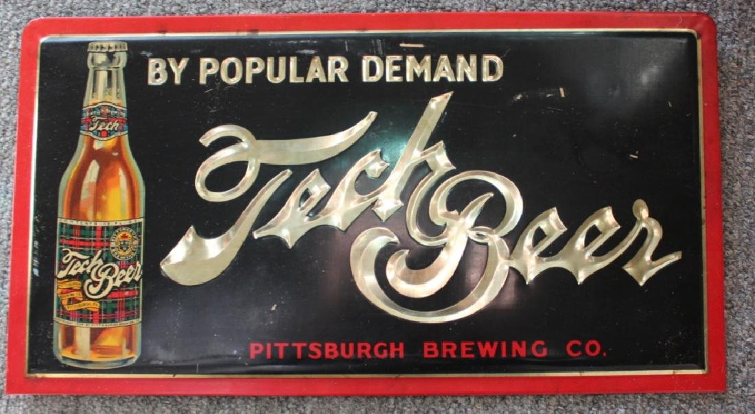 Tech Beer Sign