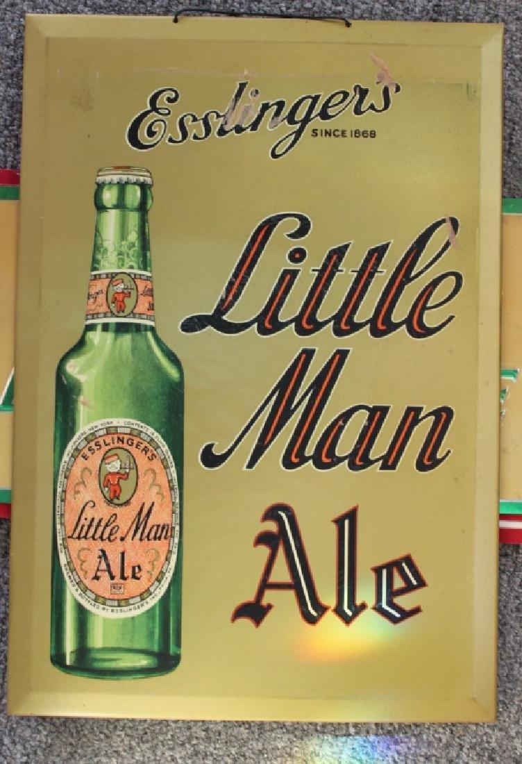 Esslinger's Ale Sign