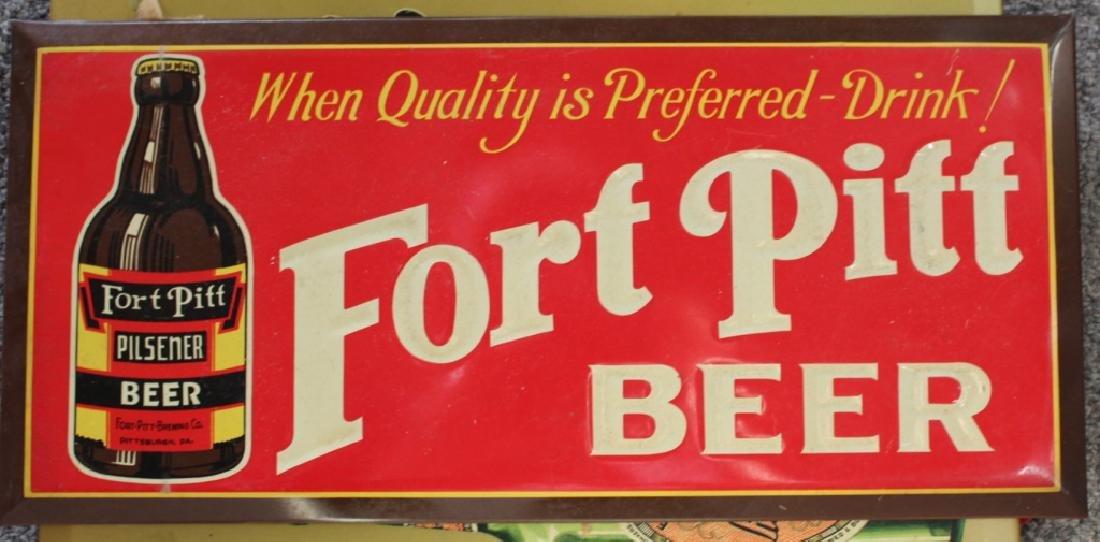 Fort Pitt Beer