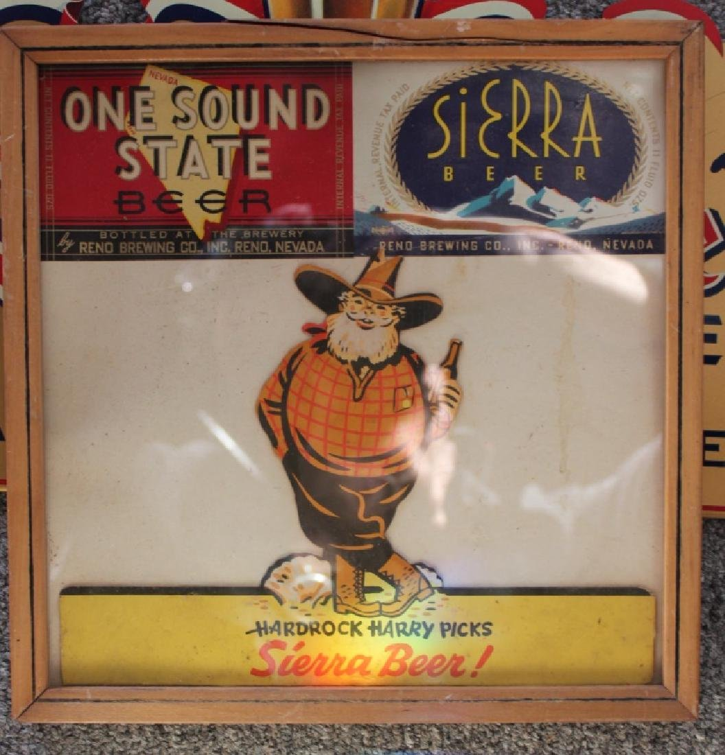 Sierra Beer - Sign