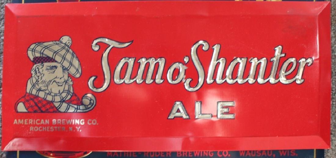 Tam O' Shanter Ale Sign
