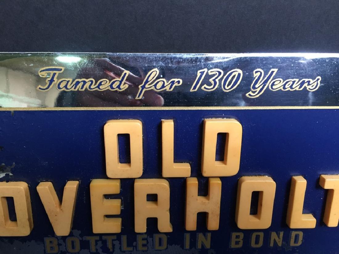 Old Overhold Beer - Sign - 2