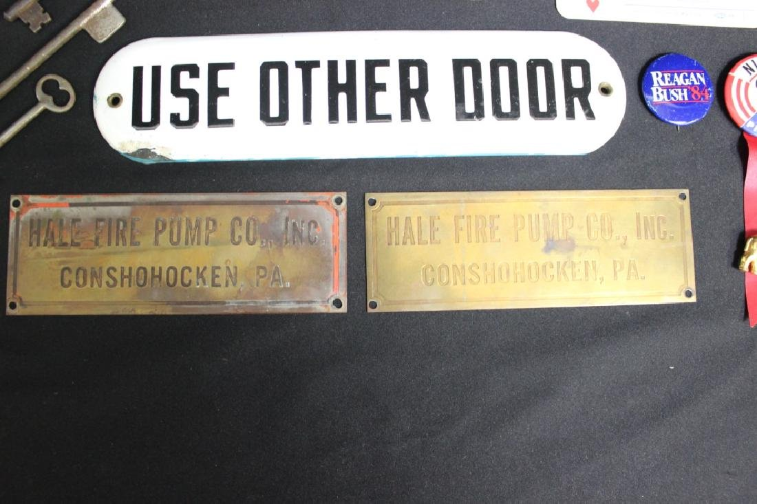 Vintage Metal Signs, etc... - 4
