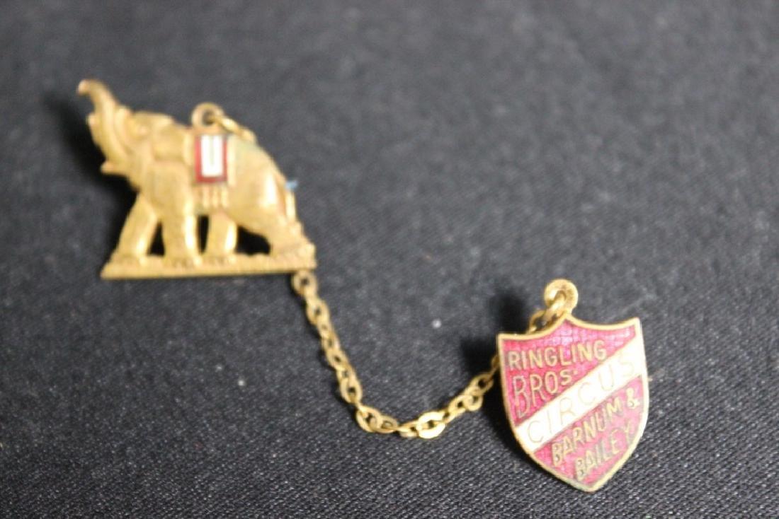 Ringling Bros. Barnum & Bailey Circus Pin