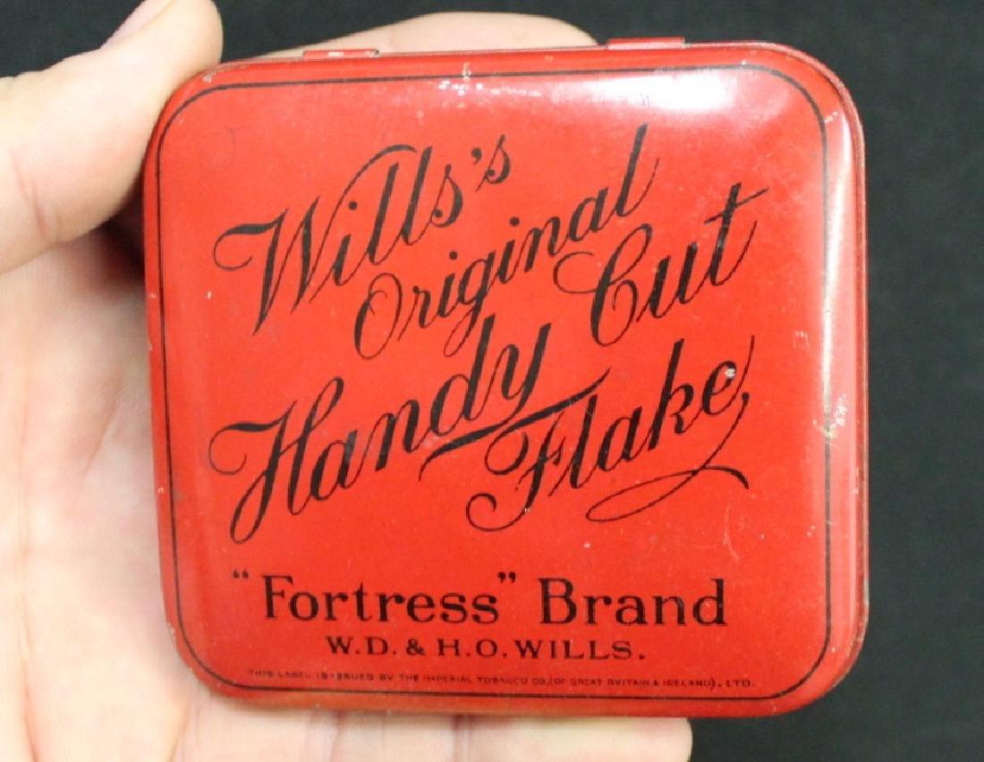 Tobacco Tins, Lot of 4 Vintage - 2
