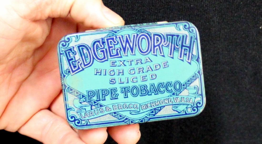 Tobacco Tins, Lot of 4 Vintage - 5