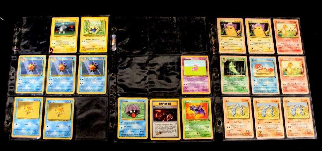 20 Vintage Pokemon Cards 1999-2001