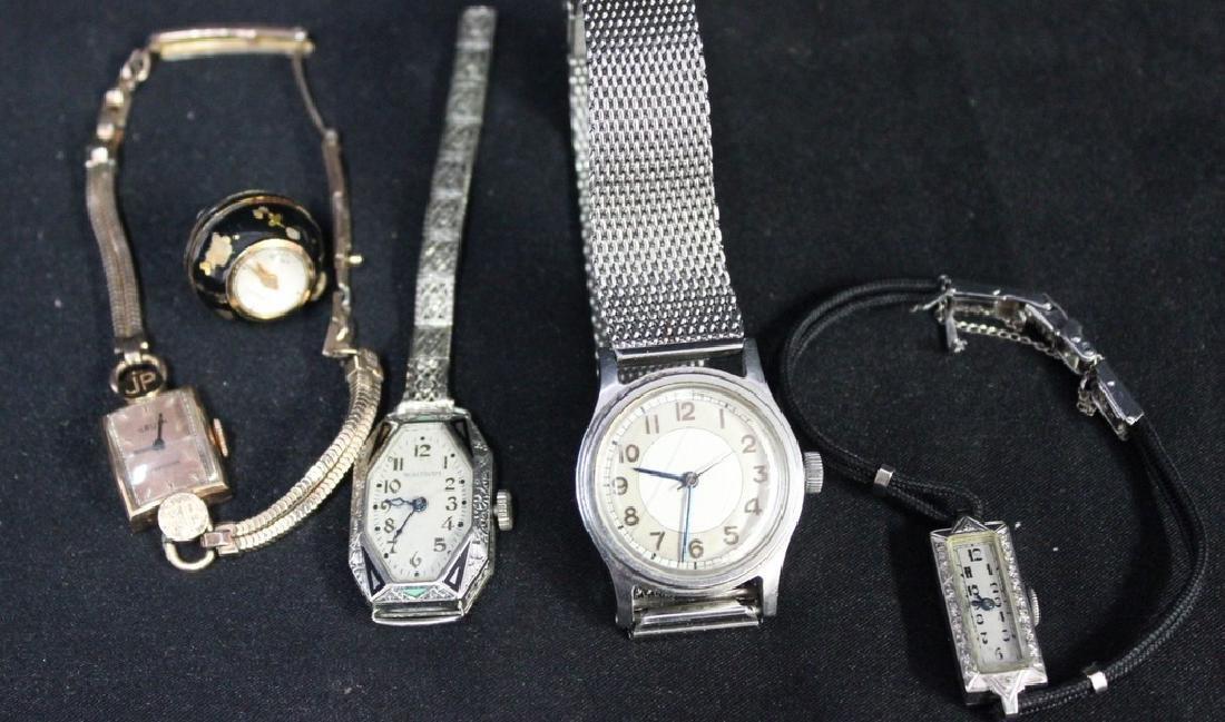 5 Vintage Ladie's Watches