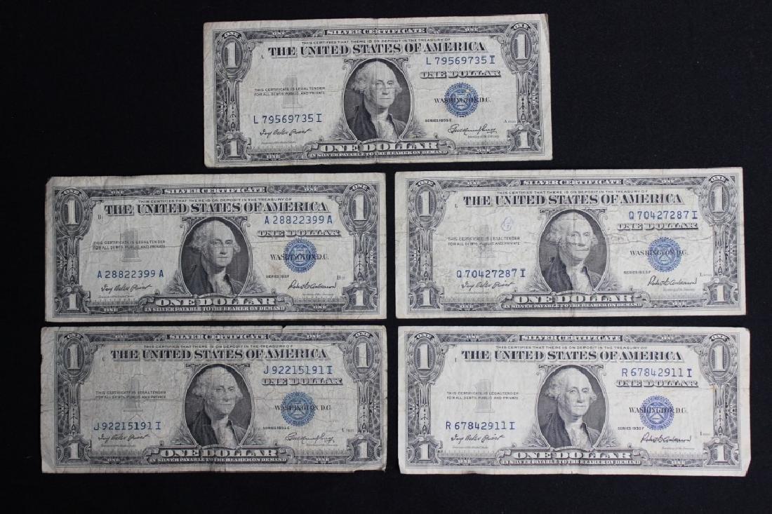$1 Silver Certificates
