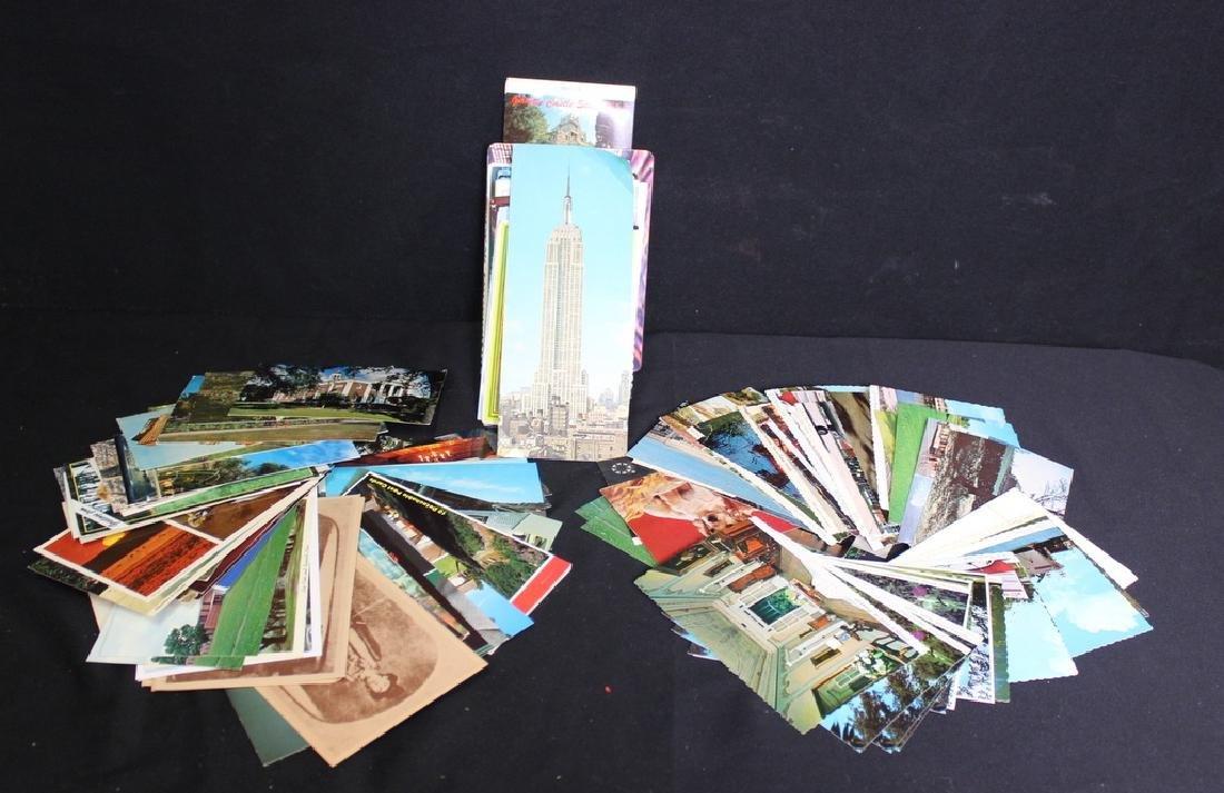 180 Vintage Post Cards