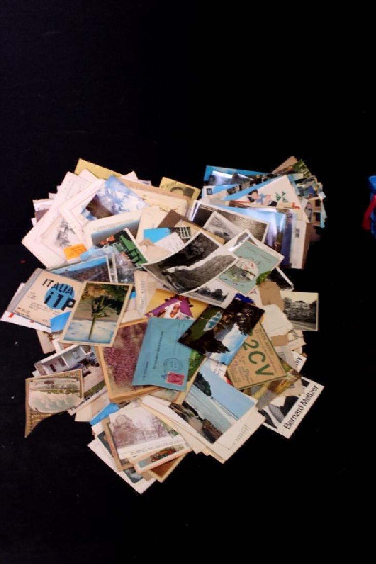 350 Postcards, Valentines, etc...