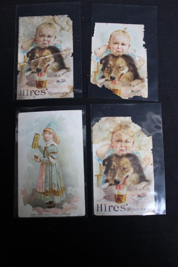Hires' Rootbeer Victorian Trade Card (4)