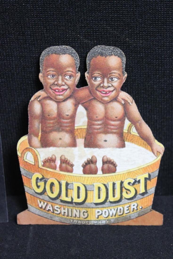 Gold Dust Washing Powder Trade Cards Black Americ - 2