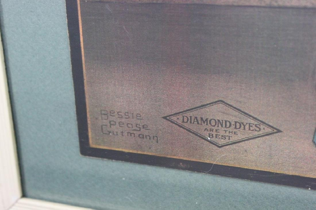 Diamond Dyes Ad Bessie Pease Gutman - 4