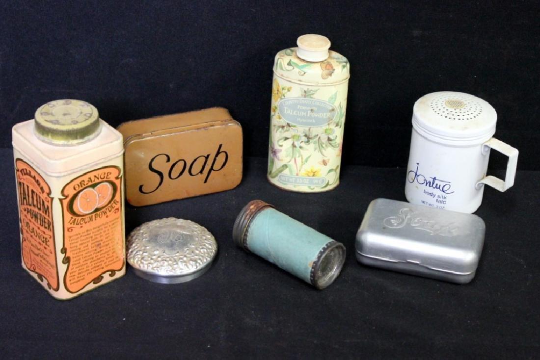 8 Vintage Vanity Items
