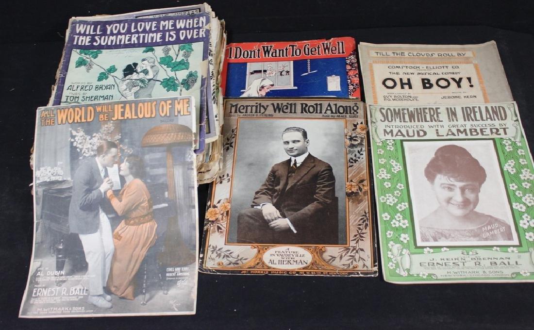 Antique/Vintage Sheet Music