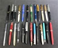 Vintage Pen Collection