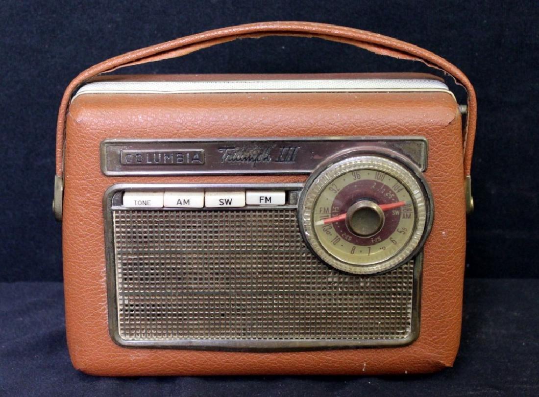 Columbia Triumph III Radio