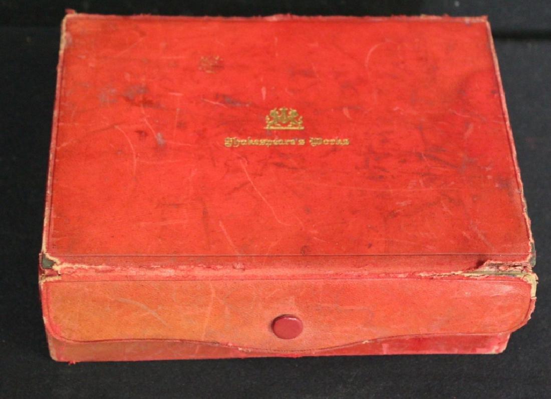 Mini Shakespeare's Works in Original Box - 4