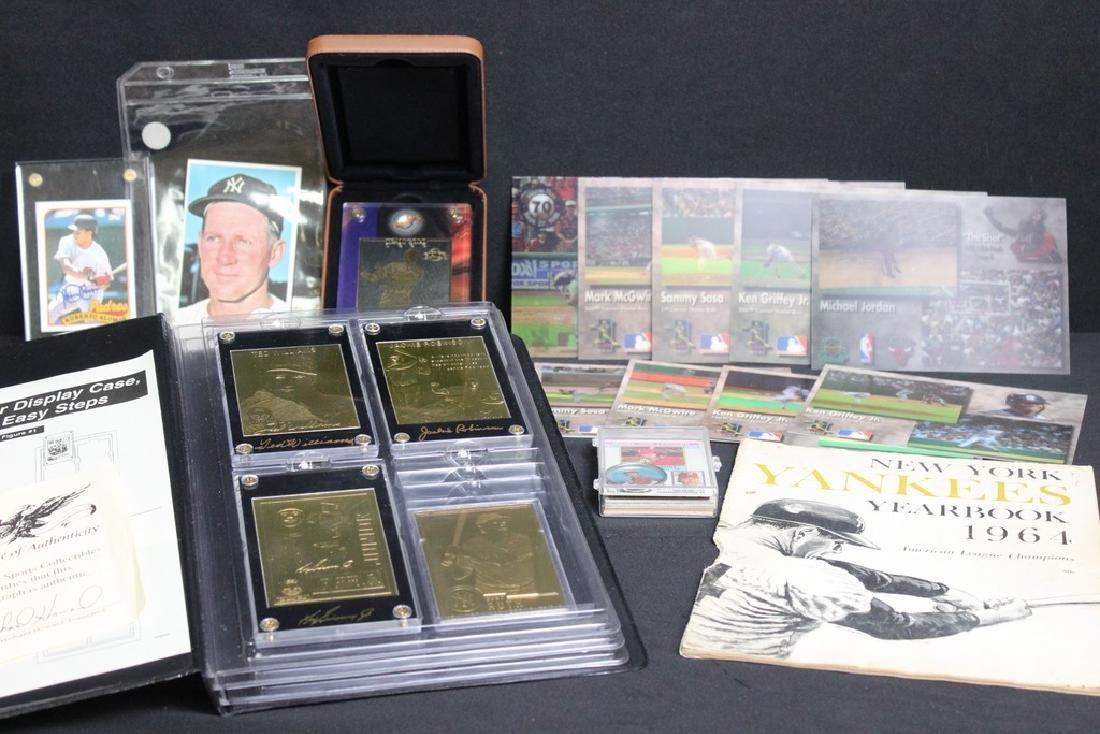Vintage Baseball Memorabilia