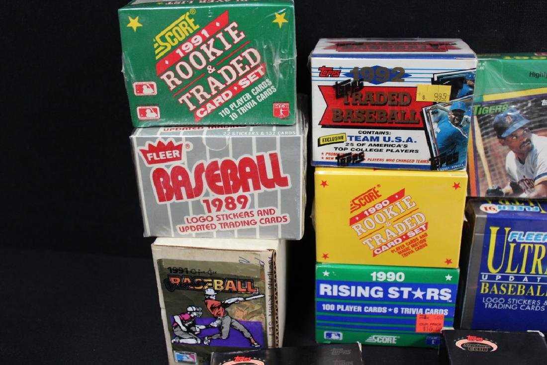 Assorted Baseball Cards - 5