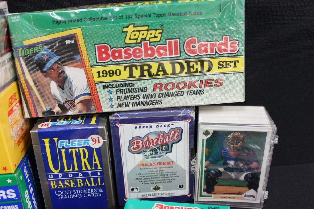 Assorted Baseball Cards - 6