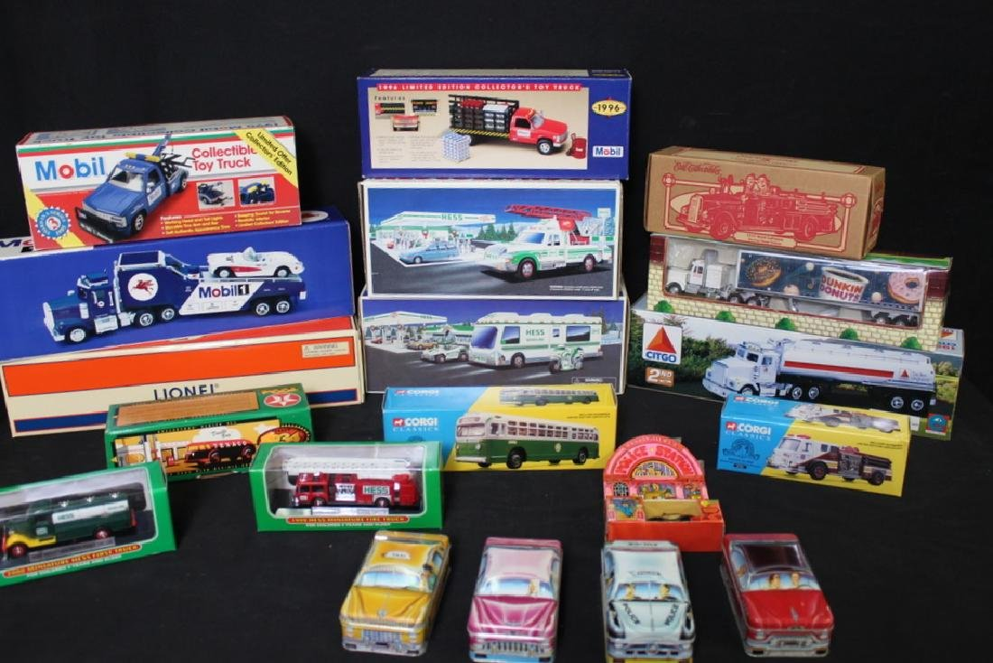 NIB Cars & Trucks