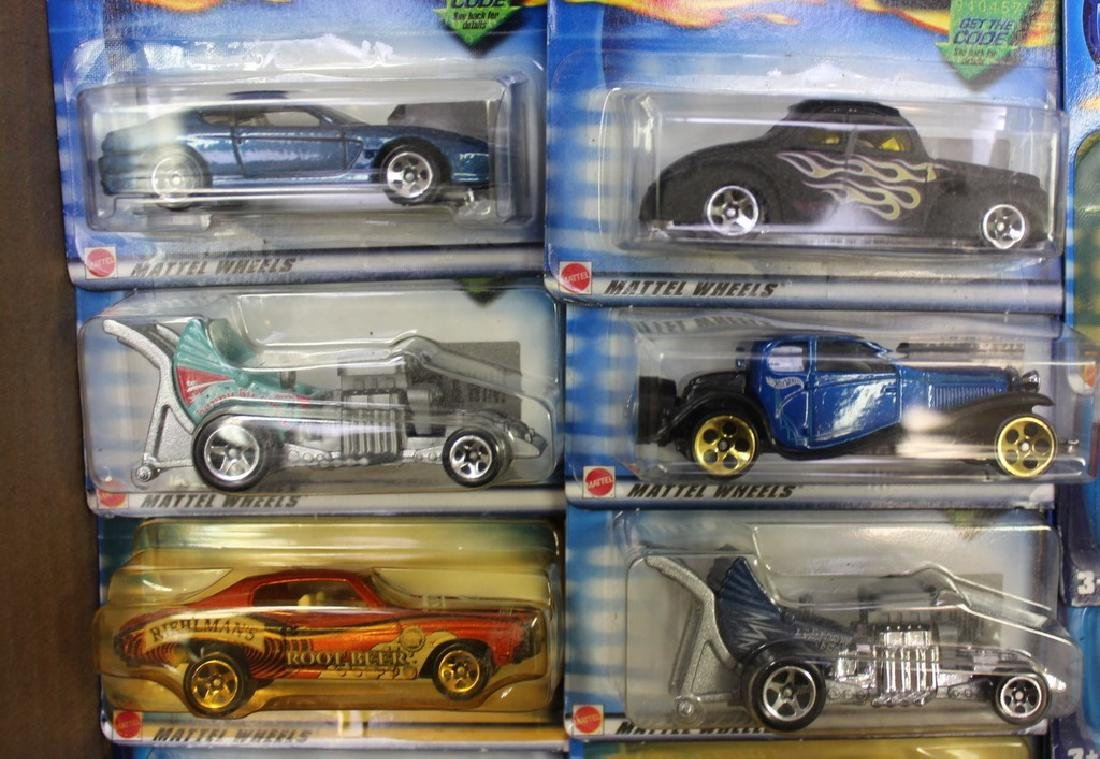 15 NIB Hot Wheels Vehicles - 2
