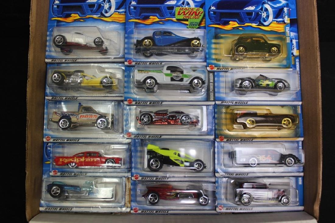 NIB Hot Wheels Vehicles