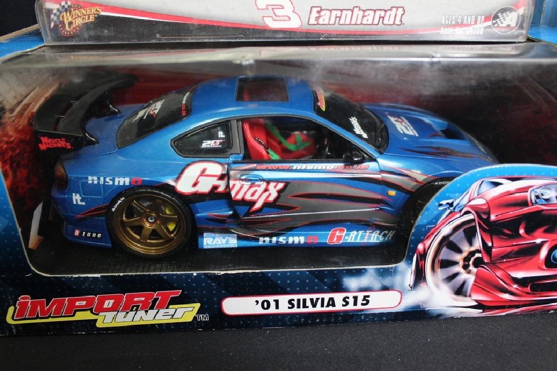 11 NIB Racing Vehicles - 5