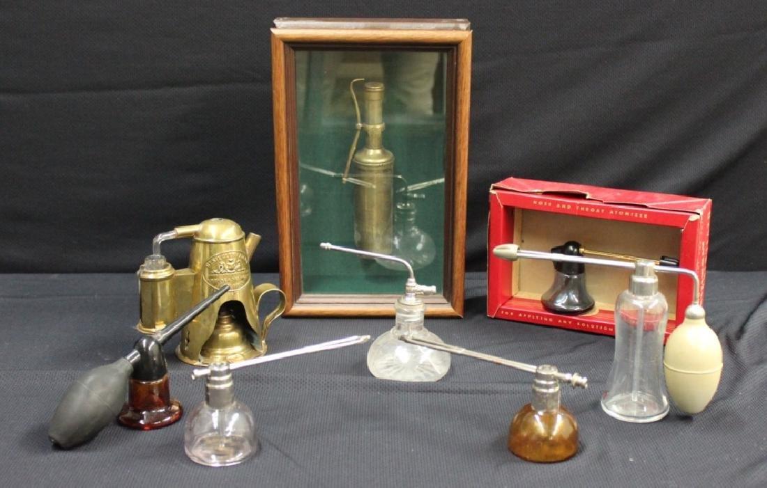 Distiller, Vaporizer, Atomizers