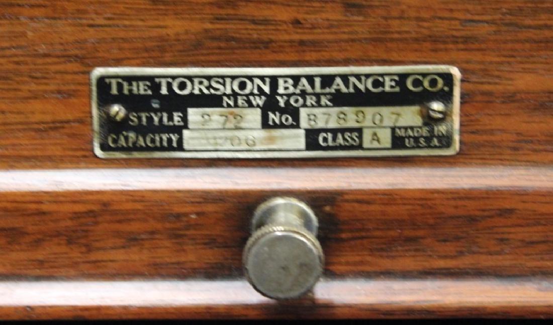 Torsion Balance - 2