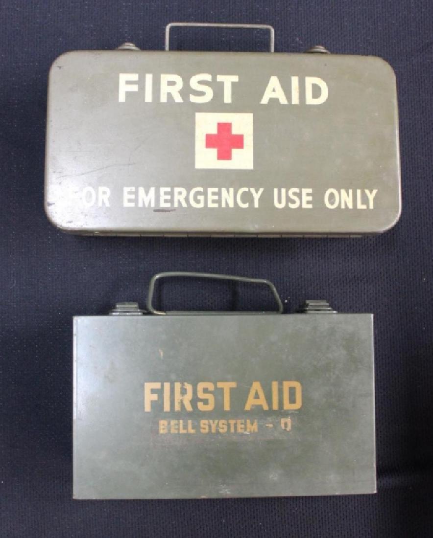 (2) First Aid Kits