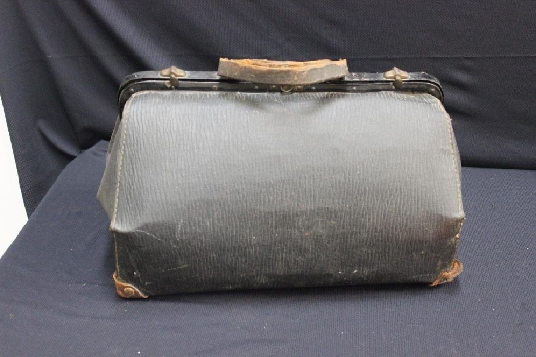 Leather Medical Bag