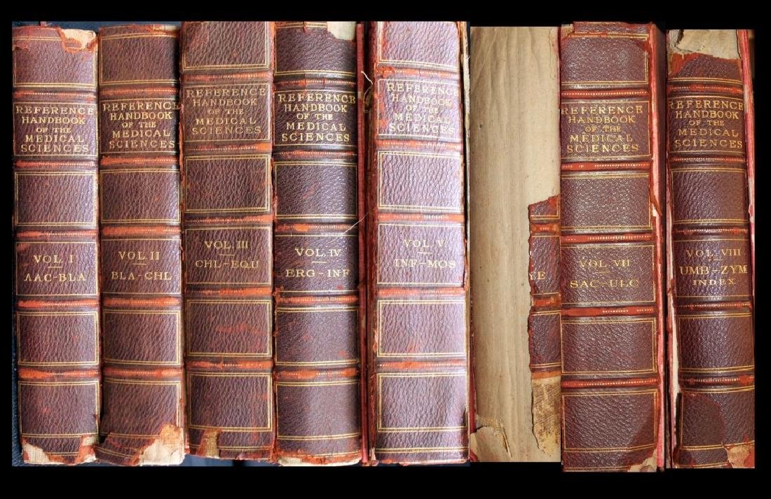Ref. Handbook of the Medical Sciences (1900)